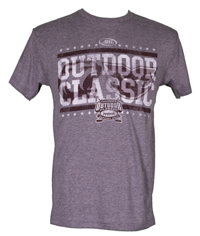 Hershey Bears Outdoor Classic 2018 Faded Dueling T-shirt