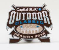 Hershey Bears Outdoor Classic 2018 Patch