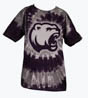 Hershey Bears Girls Purple & Grey Tye Dye T-shirt_THUMBNAIL