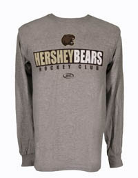 Hershey Bears Youth AHL Long Sleeve T-shirt