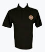 Adult 80th Anniversary Polo-Black