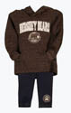 Hershey Bears Toddler Girls Hoodie & Jegging Pant Set
