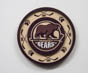 Hershey Bears Primary Logo Arches Magnet