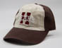 Hershey Bears Pacific Headwear Vintage Buckle Strap Dad Cap Baseball Hat