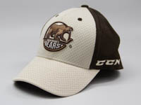 Hershey Bears CCM Player Flex Cap Baseball Hat