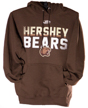 Hershey Bears AHL Logo Hooded Sweatshirt THUMBNAIL