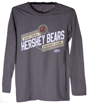 Hershey Bears Youth AHL Logo Long Sleeve T-shirt