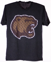 Hershey Bears Spelled Out T-shirt