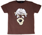 Hershey Bears Toddler Coco Face T-shirt