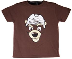 Hershey Bears Toddler Coco Face T-shirt LARGE