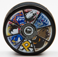Hershey Bears Atlantic Division Puck