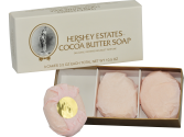 Hershey Estates Cocoa Butter Soap
