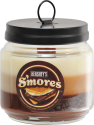 S'mores Wood Wick Candle