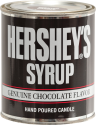 Hershey Syrup Can Candle