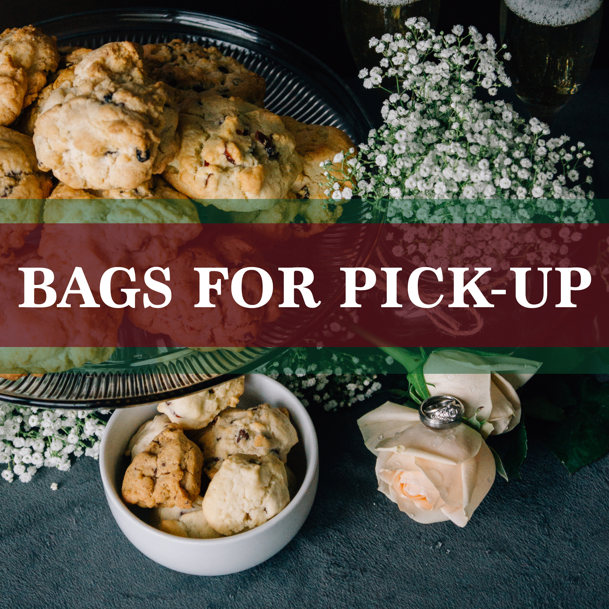 Bag of Scones for Pickup