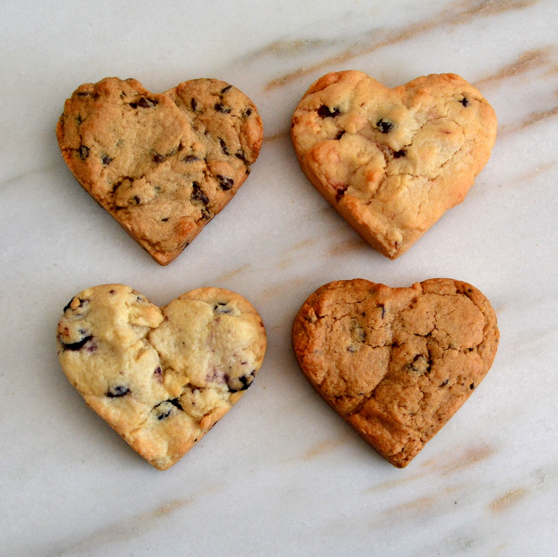 *Tin of 8 Heart Scones for Delivery