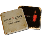 hope & grace Logo Coaster/Tile