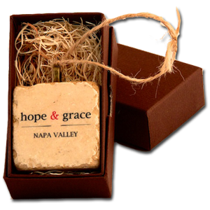 hope & grace Holiday Ornament