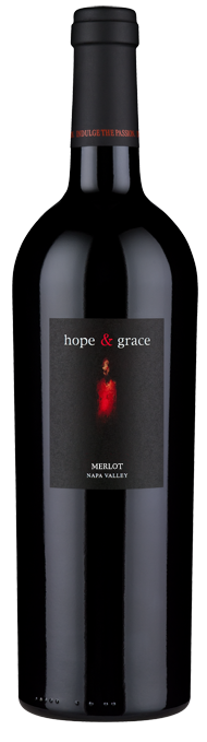 2011 hope & grace Merlot, Calistoga