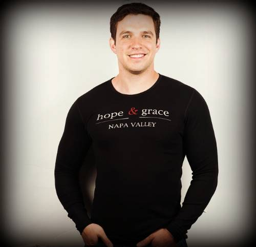 hope & grace logo Long-Sleeve Thermal