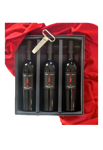 Valentine's Vertical, Cabernet Sauvignon, Stags Leap District_MAIN
