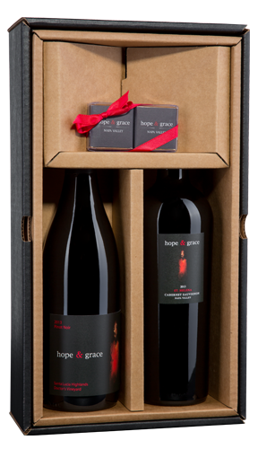 Signature wine gift set hope grace wines online store