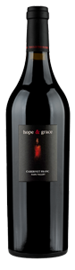 2014 hope & grace Cabernet Franc | St. Helena  | Napa Valley