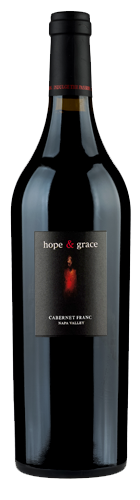 2014 hope & grace Cabernet Franc, St. Helena, Napa Valley