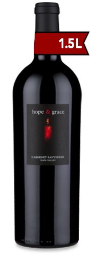 2012 hope & grace Cabernet Sauvignon, Stags Leap District 1.5L