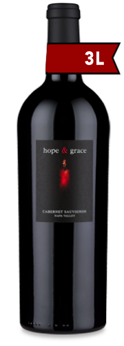 2012 hope & grace Cabernet Sauvignon, Napa Valley 3L
