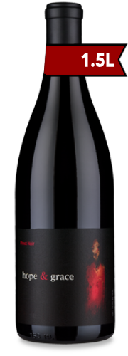 2012 hope & grace Pinot Noir, Santa Lucia Highlands 1.5L