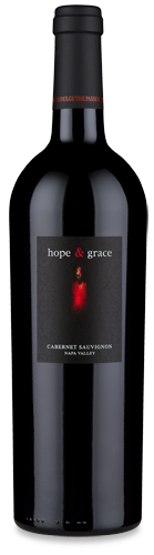 2004 hope & grace Cabernet Sauvignon St. Helena Napa Valley