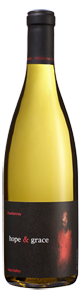 2016 hope & grace Chardonnay, Yountville, Napa Valley