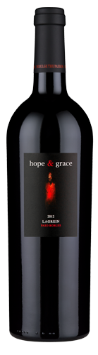 2012 hope & grace Lagrein, Paso Robles