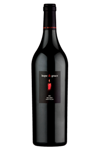 2013 hope & grace Malbec, Oak Knoll, Napa Valley