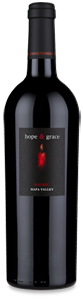 2007 hope & grace Malbec, Oakville