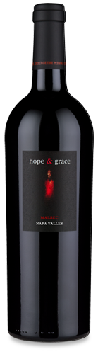2008 hope & grace Malbec