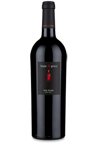 2014 hope & grace Petit Verdot, Yountville, Napa Valley