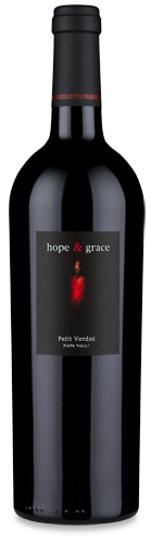 2013 hope & grace Petit Verdot Yountville | Napa Valley