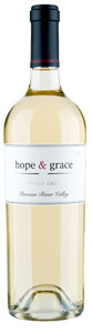 2014 hope & grace Pinot Gris, Russian River Valley