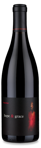 2009 hope & grace Pinot Noir, Santa Lucia Highlands