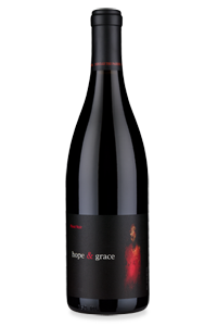 2011 hope & grace Pinot Noir, Santa Lucia Highlands