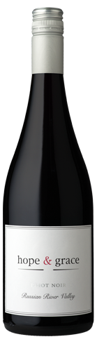 2014 hope & grace Pinot Noir,Sonoma Coast