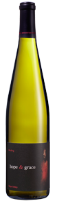 2013 hope & grace Dry Riesling | Oak Knoll | Napa Valley