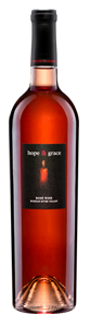 2017 hope & grace Rosé, Russian River Valley