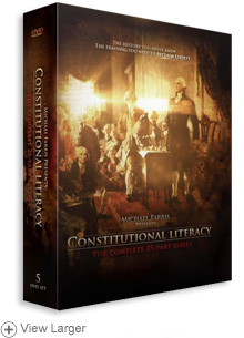Constitutional Literacy with Michael Farris