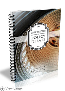 An Introduction to Policy Debate Textbook