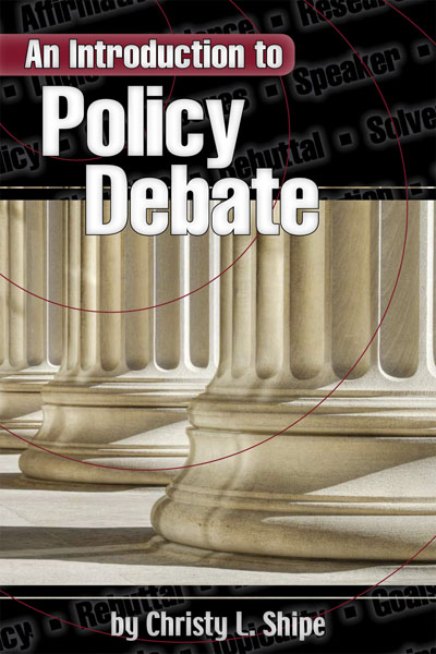 An Introduction to Policy Debate -- HSLDA Online Store