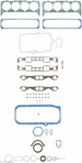 Chevy 350 Vortec Full Gasket Set Plus Head Bolts (260-1735+EHC99S)