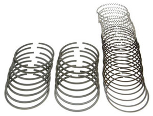 4.8L 5.3L Piston Rings Mahle Perfect Cirlcle (41859CP) MAIN